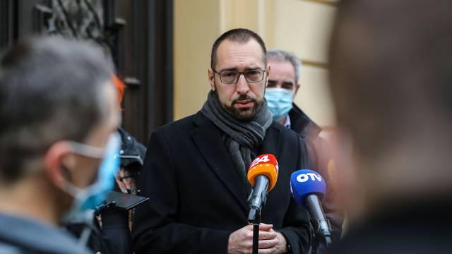 Tomašević: Svašta sam do sada vidio u politici, ali sve su  luđe i bezobraznije izjave HDZ-ovaca