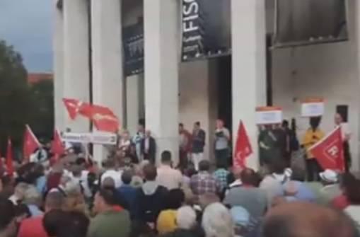 Protiv promjene imena Titova trga: 'Antifašizam je moj izbor'
