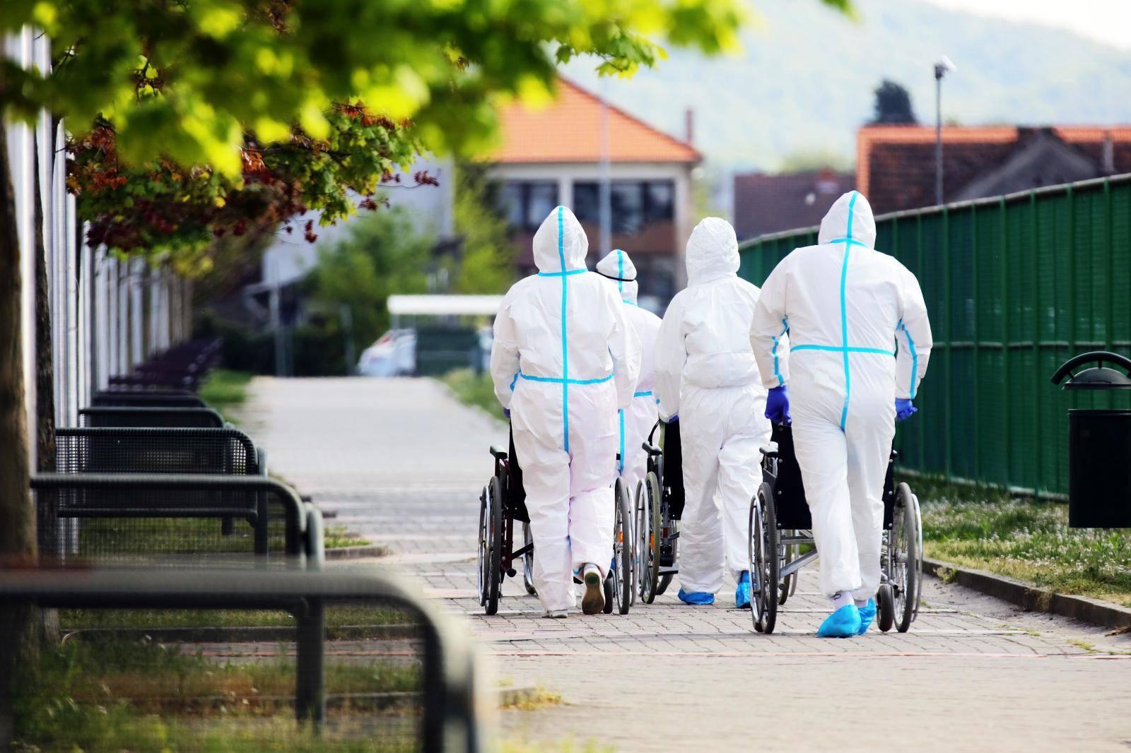 Dom za starije i nemoćne u Koprivnici postao novo žarište zaraze koronavirusom