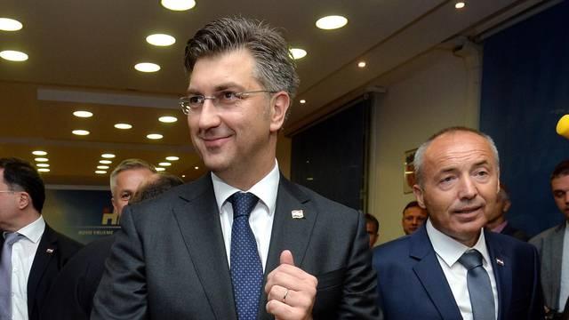 'Milanović manipulira, Perković i Mustač nisu bili dio HDZ-a'