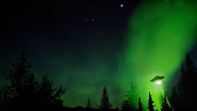 Postoje li vanzemaljci? SAD će otvoriti tajne dosjee: 'Postoji nešto na nebu, neobjašnjivo...'