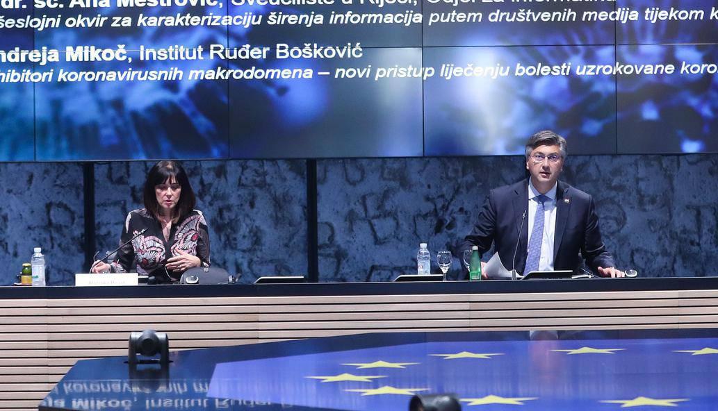 Iz Vlade potvrdili: Plenković će se opet testirati na korona virus