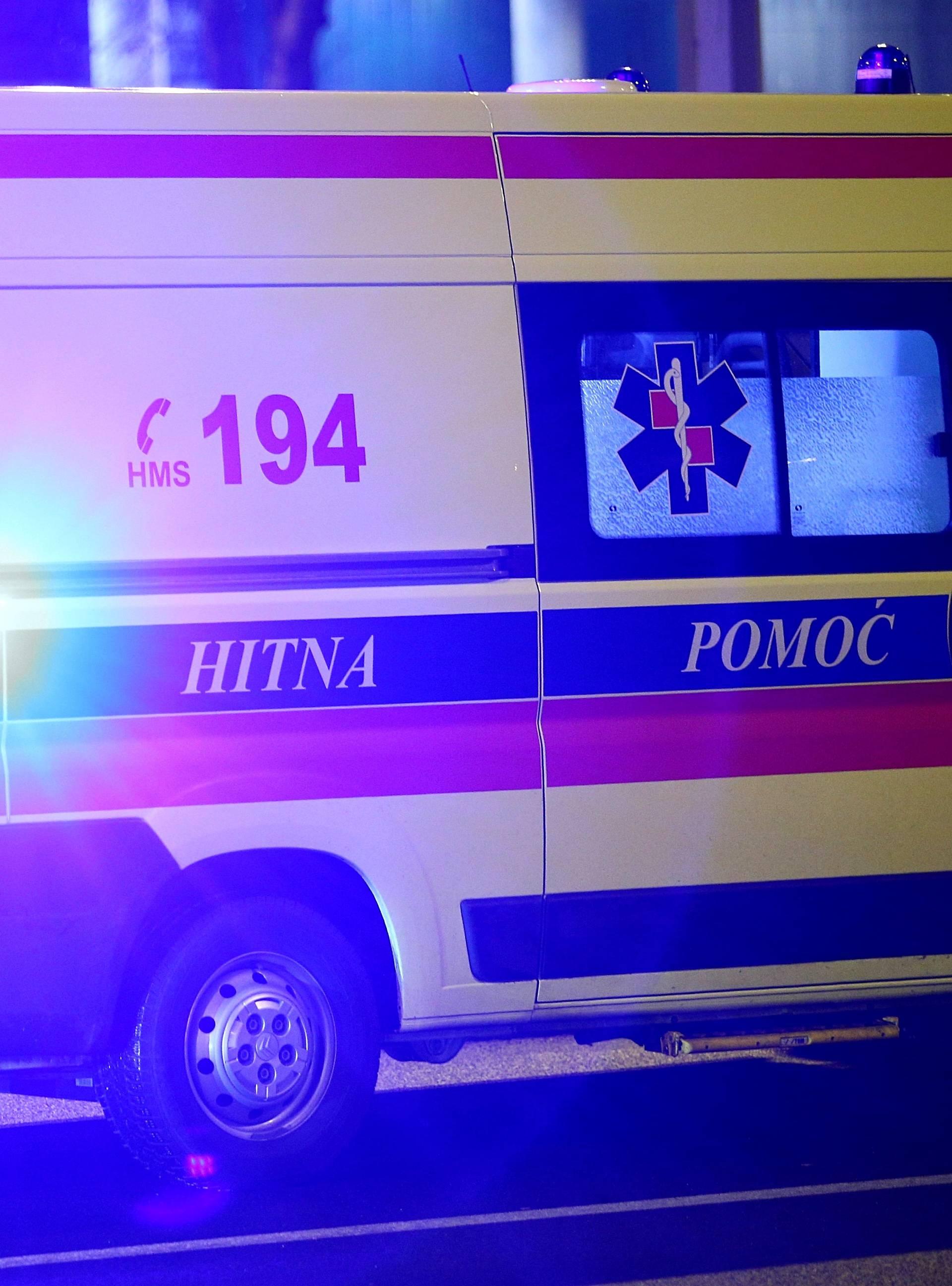 Vozač kamiona poginuo kod Virovitice, sletio je s ceste