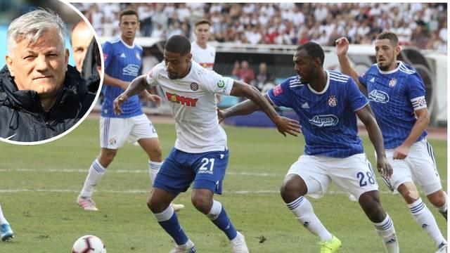 'Dinamu nedostaje Šunjić, a Burićev Hajduk igra pametno'