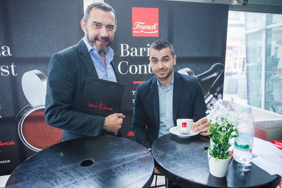 Franck bira top bariste! Tko radi najbolju kavu u Hrvatskoj?