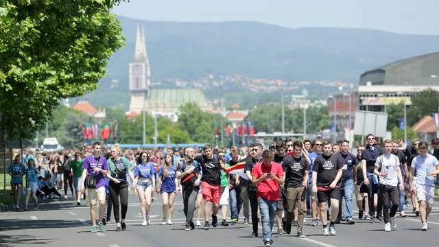 Norijada u Zagrebu: Evo koje ulice će sutra biti zatvorene