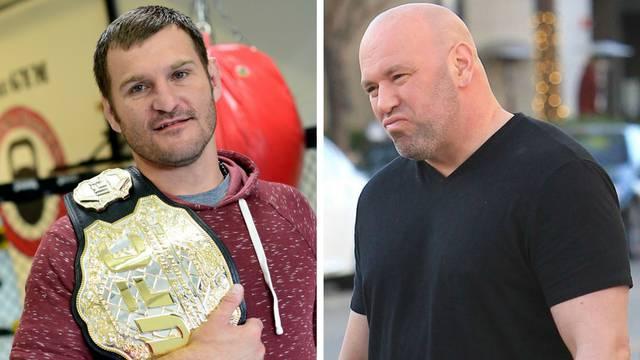 Miočić je trebao dobiti šansu! UFC je opet ispao licemjeran...