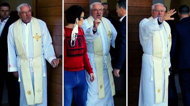 'Biskupi ne stoje iza naroda, a ovaj Papa je proizvod masona!'