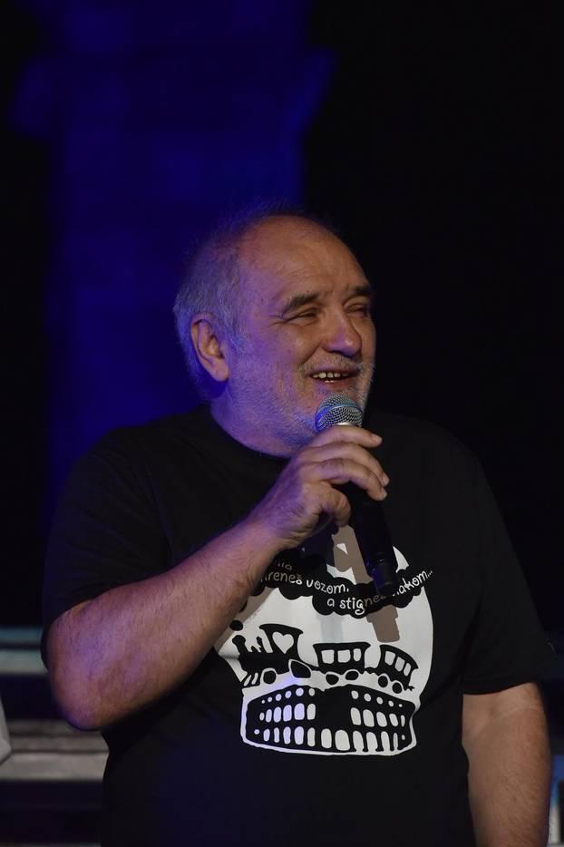 Đorđe Balašević održao koncert u prepunoj pulskoj Areni