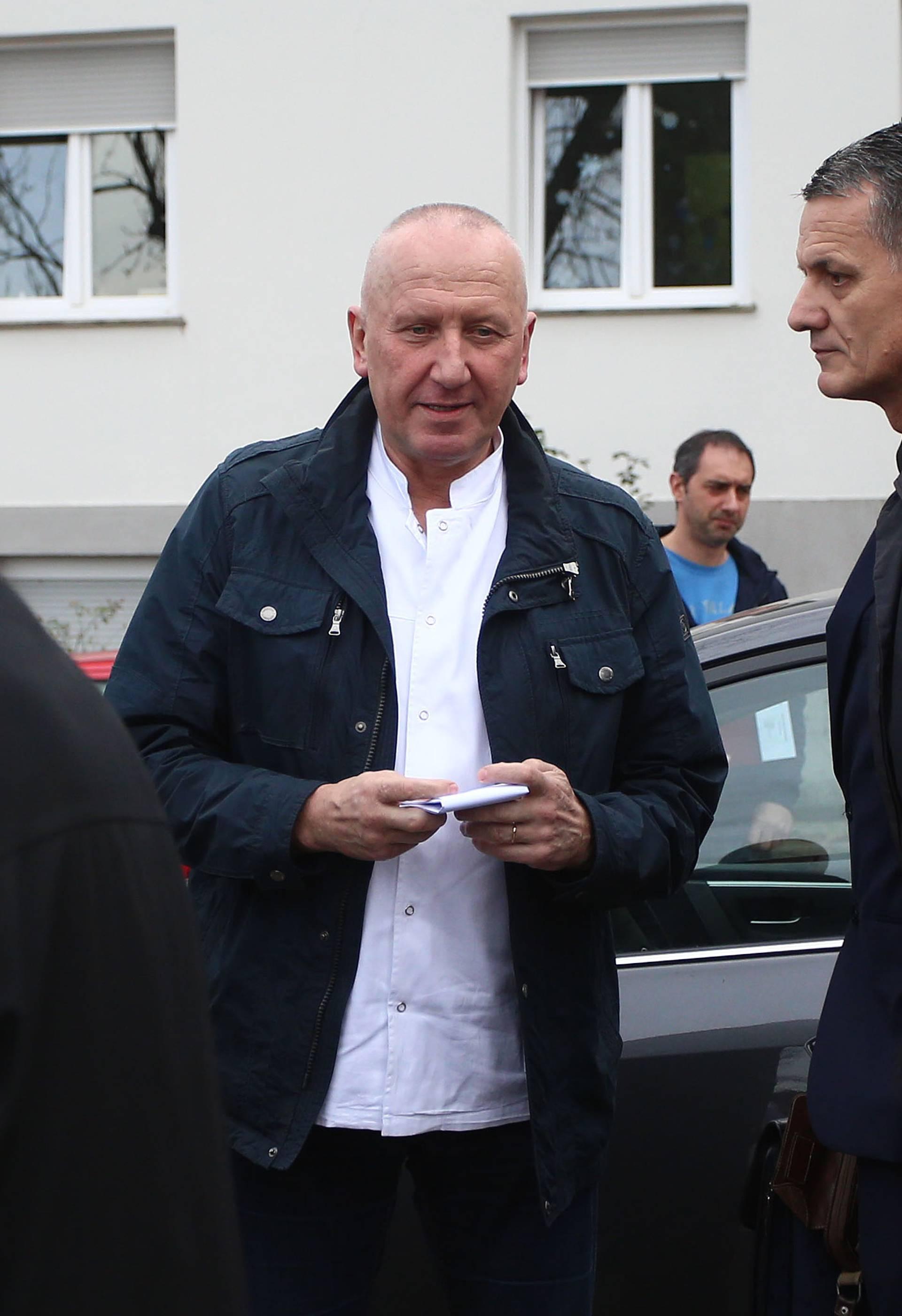 Zagreb: Djelatnici Dječje bolnice Srebrnjak održali prosvjed