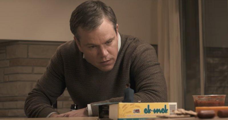 'Downsizing': Matt Damon će postati minijaturizirani čovjek