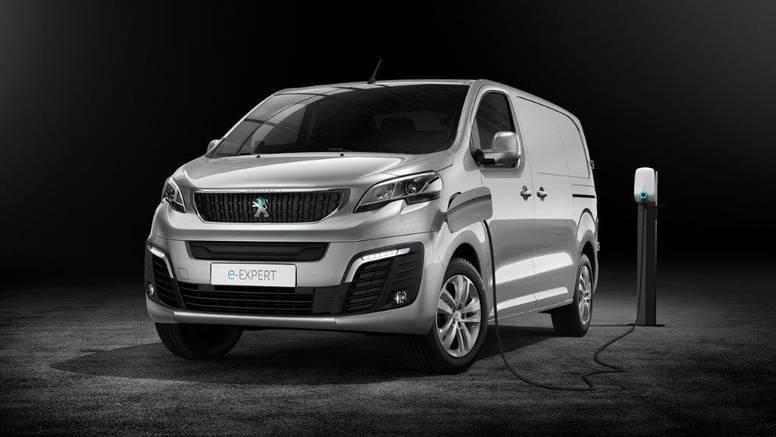 Novi Peugeot e-Expert stigao u Hrvatsku