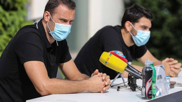 Zagreb: Vori i Ašanin najavili utakmicu Lige prvaka u kojoj dočekuju THW Kiel
