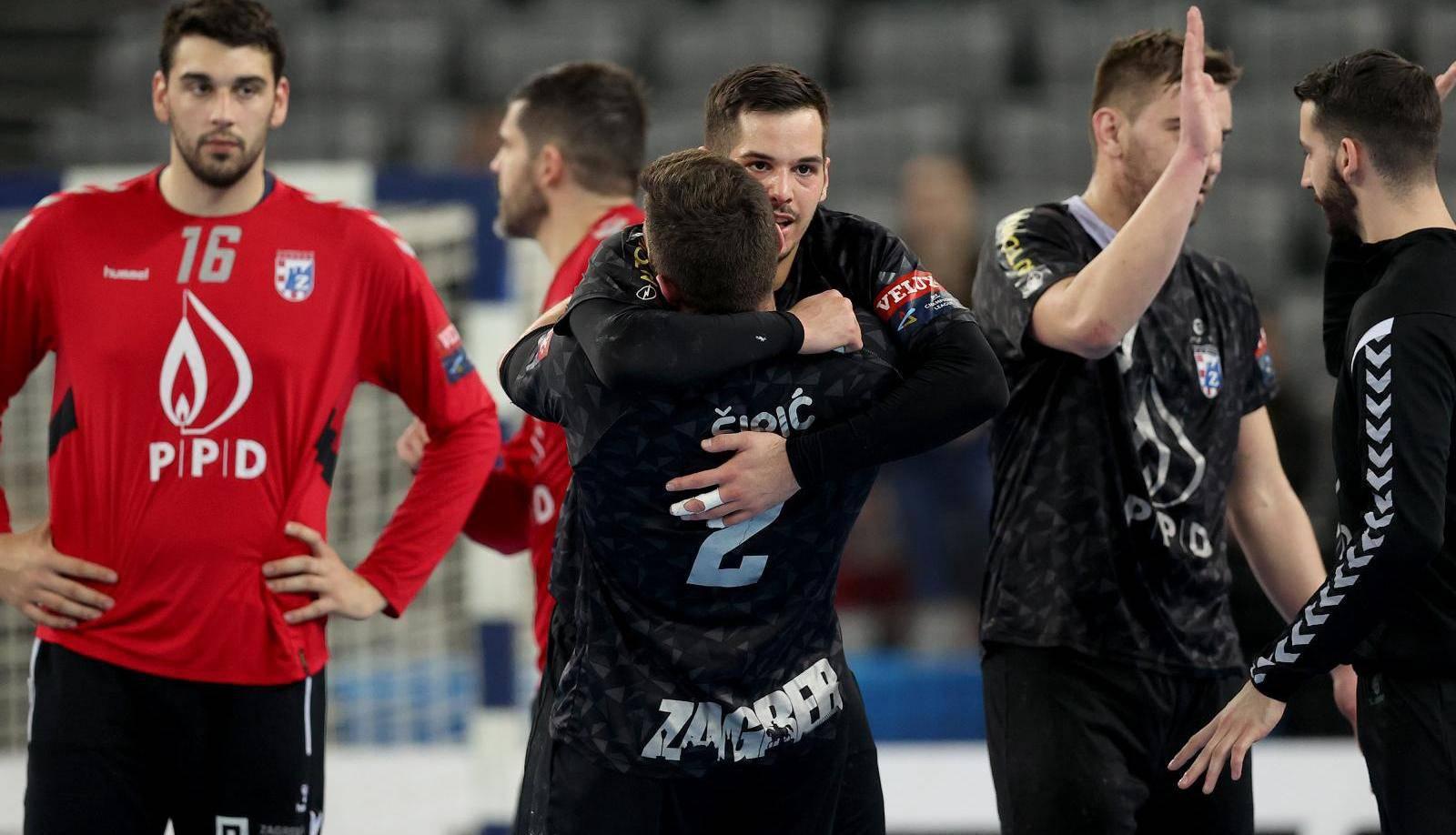 Zagreb: VELUX EHF Liga prvaka, 13. kolo, RK PPD Zagreb - Aalborg Handbold