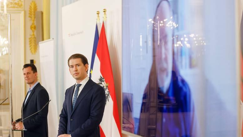 Kurz: 'Od lipnja u Austriji možda više nećemo nositi maske'