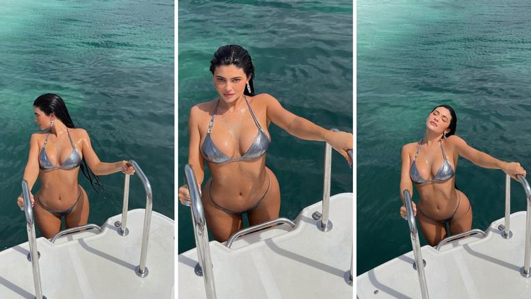 Kylie Jenner se skinula u badić i 'zapalila' internet, fanovi ljuti: 'U Palestini umiru, probudi se...'