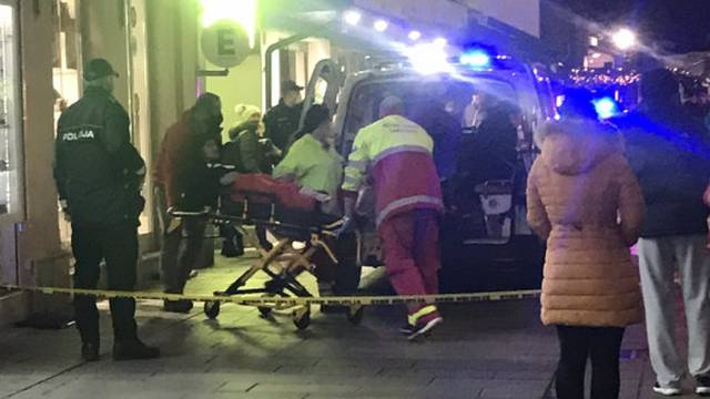 Pucao na dvojicu muškaraca na Baščaršiji, ranio i prolaznika