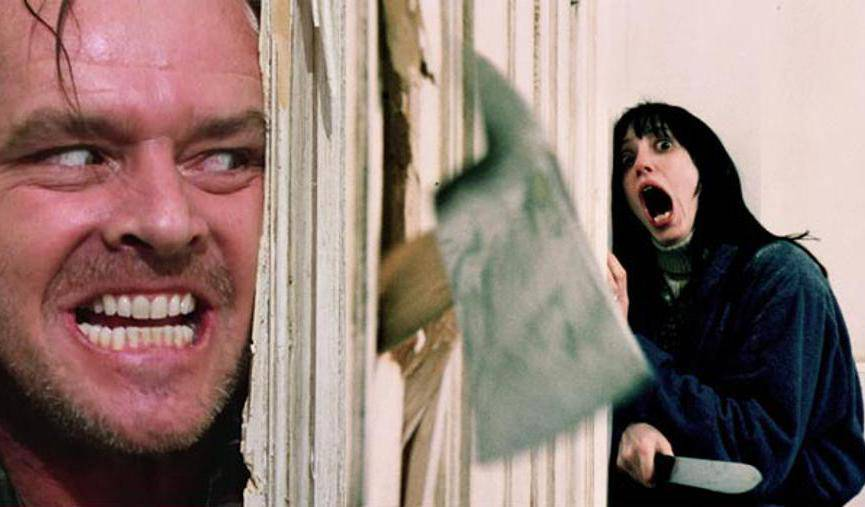 'Isijavanje' je stravičan film, ali na snimanju je bilo još jezivije