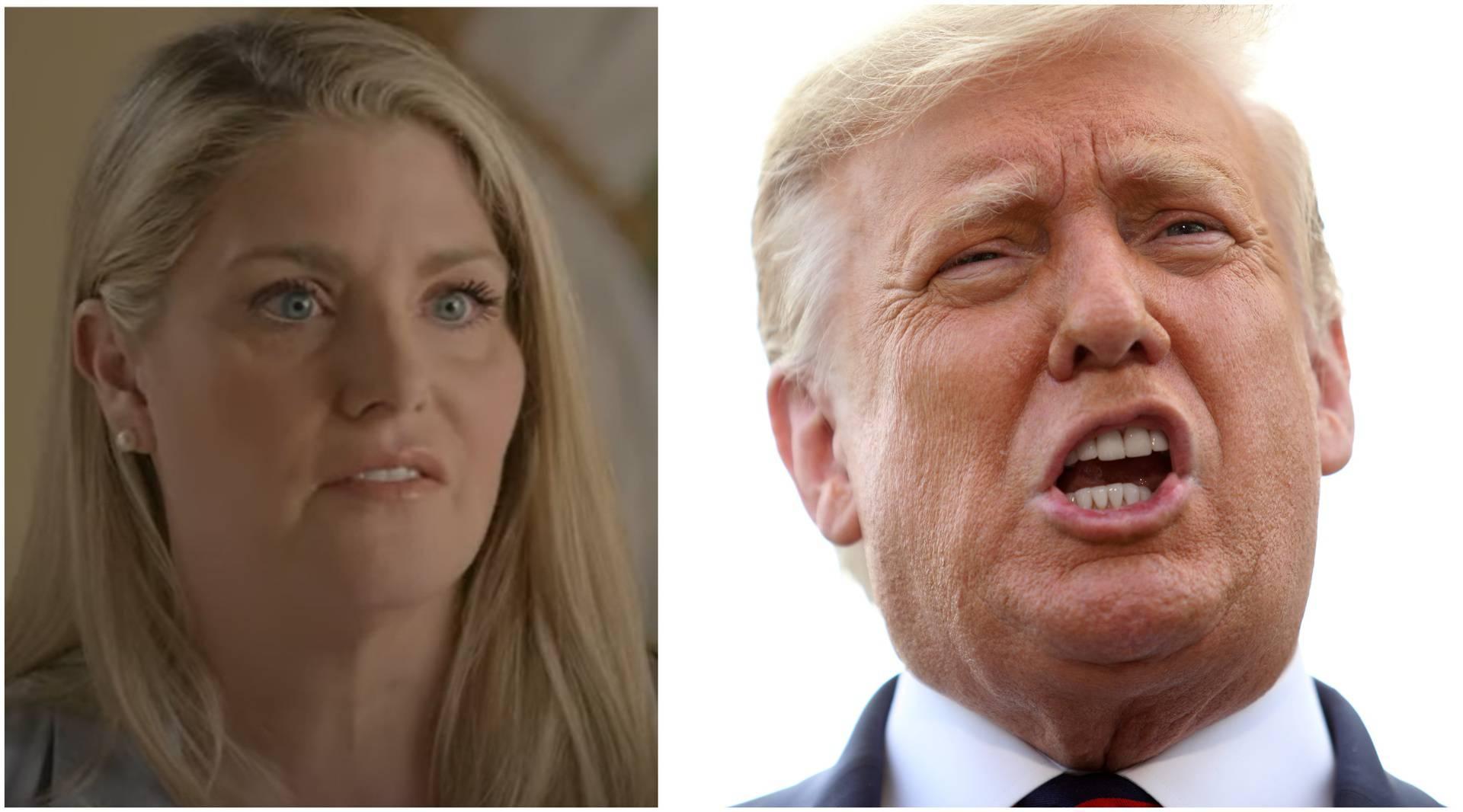 'Gurnuo mi je jezik u grlo, a ja sam ga istisnula zubima': Još jedna žena optužila Trumpa