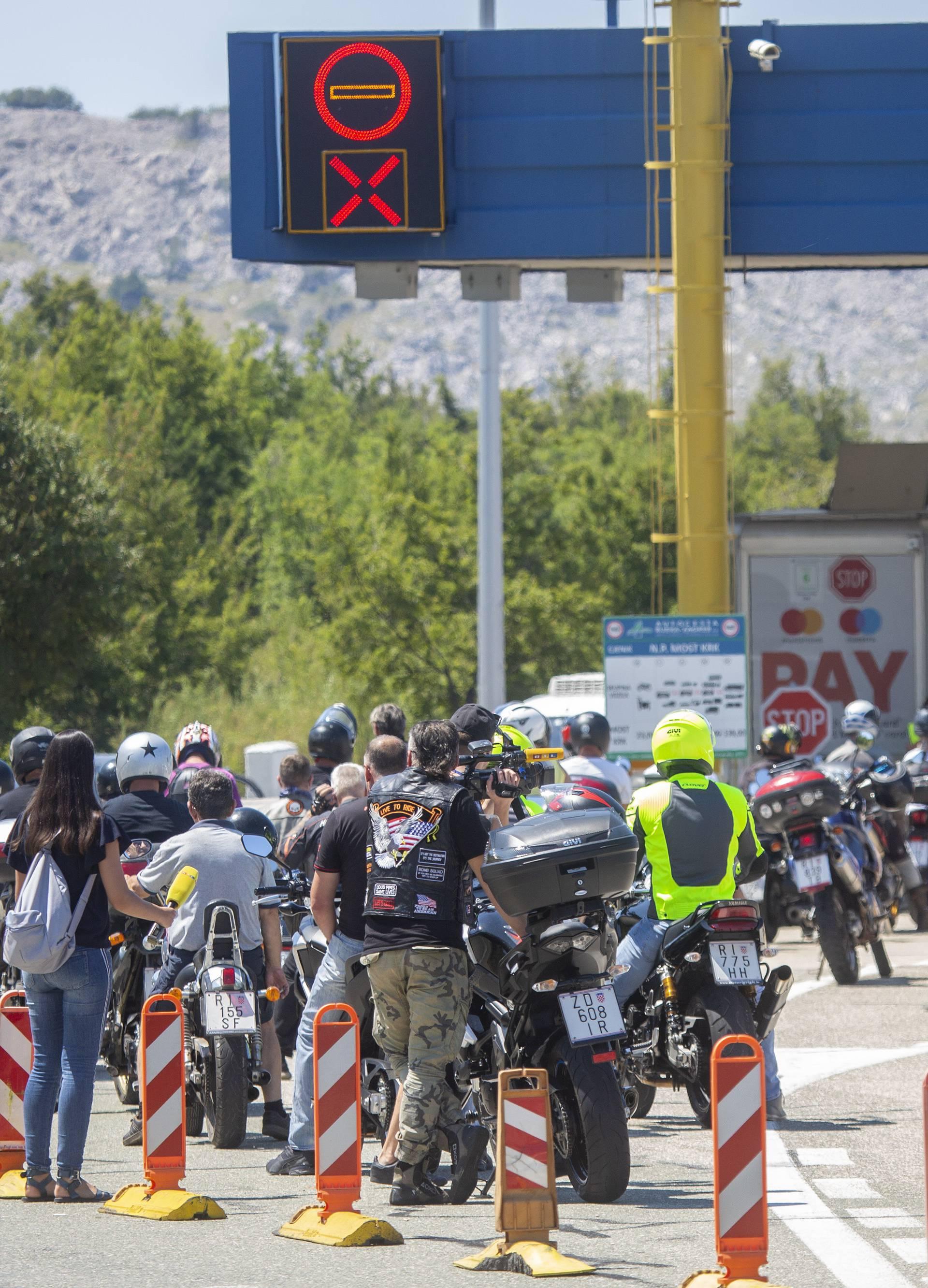 Pokrenuta peticija za ukidanje mostarine na Krčkom mostu