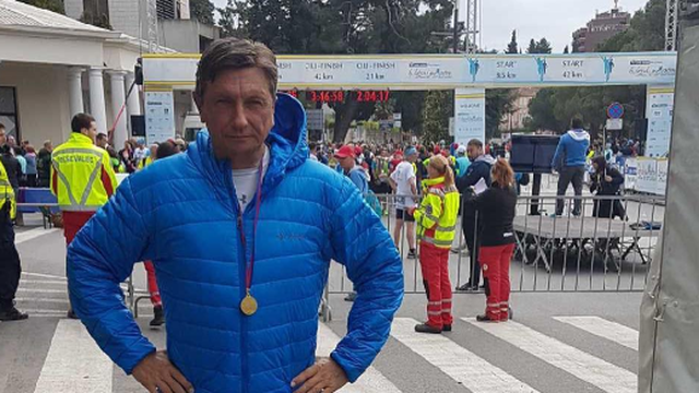 Pahor naopačke obukao hlače i tako istrčao Istarski maraton