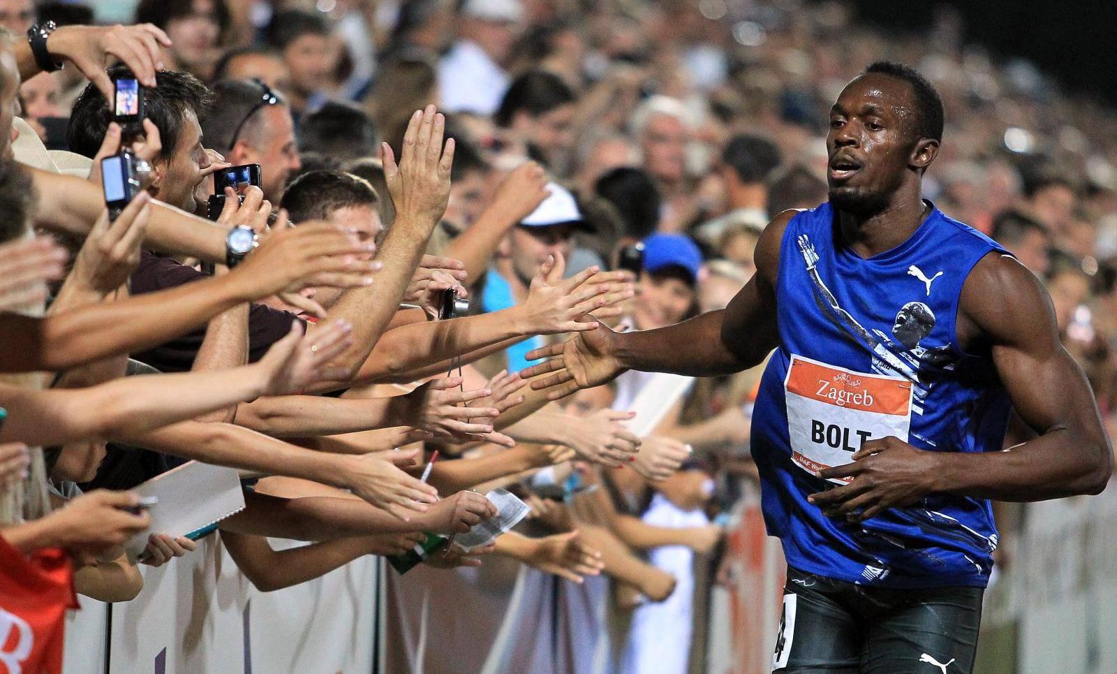 Bolt objavio prvu fotografiju kćeri i otkrio kako ju je nazvao: Ovo je Olympia Lightning Bolt