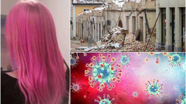 Što sam naučila nakon 2020. godine: Ispunjavam si želje, čak sam obojila kosu u ružičasto