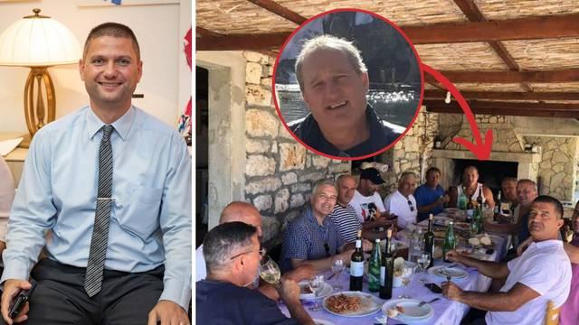 Drama na Korčuli: Načelnik je prijavio Bačićeva prijatelja da mu je prijetio da će ga zapaliti