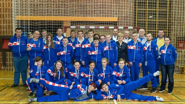Specijalna olimpijada Hrvatske u pohodu na medalje uz Herbalife