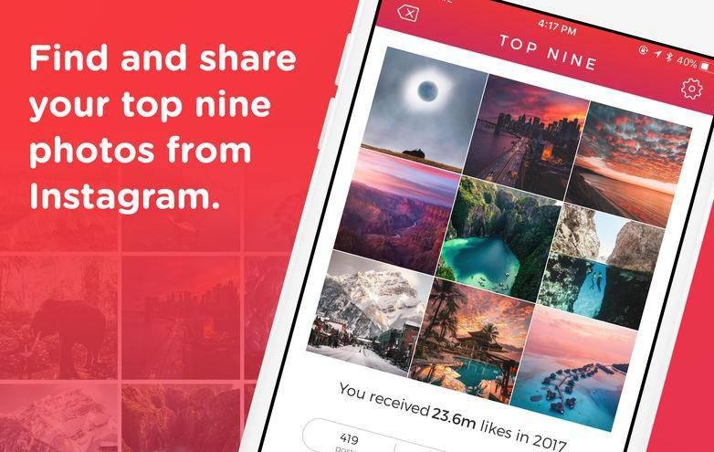 Ovako otkrijte svoje najbolje Instagram fotografije iz 2017.