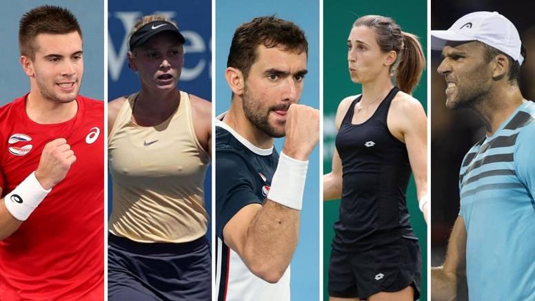 Australian Open: Borna će na 'Amera', a Donna na Šarapovu