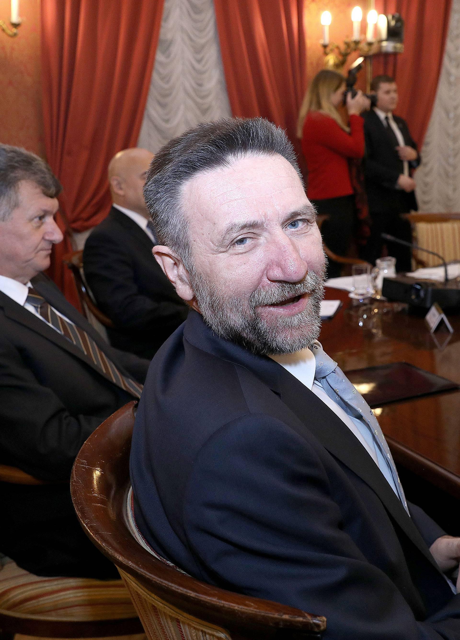 Sveučilište u Augsburgu: Dobili smo prijavu vezanu za Barišića
