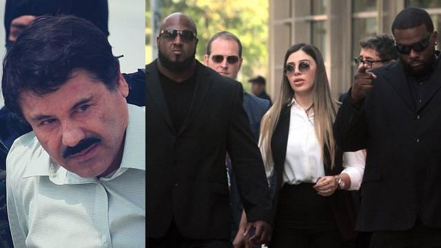 Kokainska 'Kim Kardashian' u pritvoru: Slikala se na Jadranu dok je El Chapo trunuo u ćeliji