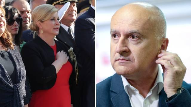 Fred Matić izvrijeđao Kolindu: Tko joj je branio uzeti pušku?
