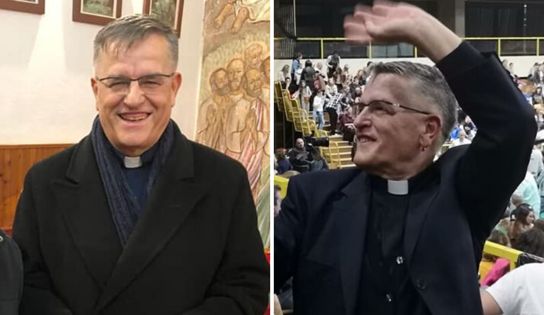 """Zaraženi svećenik: """"Nisam rekao da me zarazila čistačica"""""""