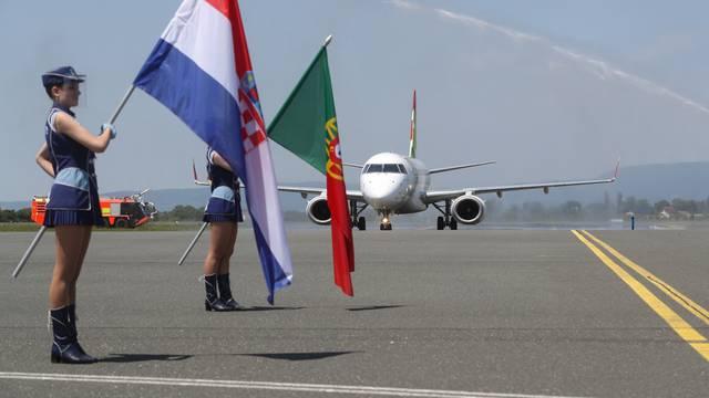 Aviokompanija TAP Portugal ponovno povezuje putnike između Zagreba i Lisabona
