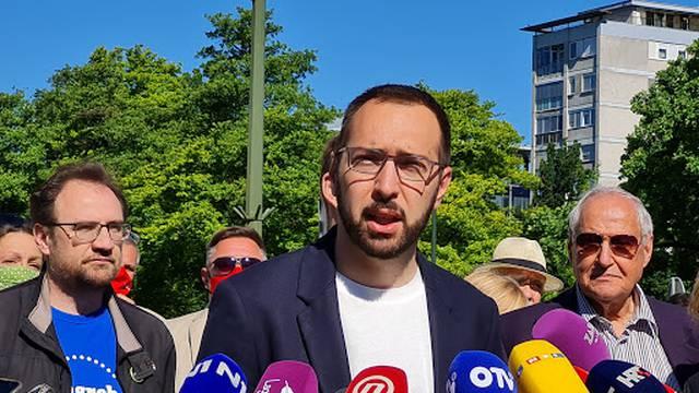 Tomašević: Pozivamo građane da glasaju za budućnost