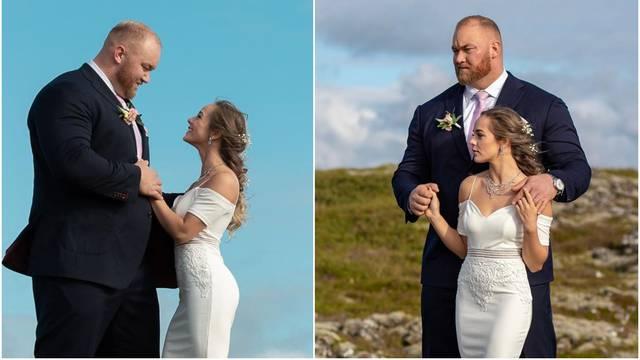 Thor proslavio godišnjicu braka: Kako to da ženu već nisi strgao?