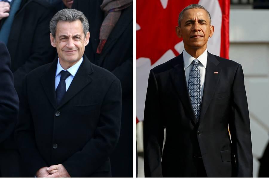 """Sarkozy o Obami: """"Svi znaju da mu akcija nije jača strana"""""""