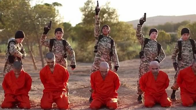 """""""ISIL bi mogao Veliku Britaniju napasti - kemijskim oružjem!"""""""