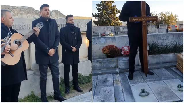 Samo prijatelji i obitelj: Špiro Guberina pokopan je u Šibeniku