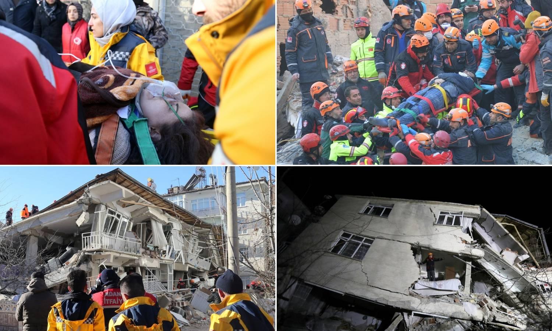 Najmanje 22 mrtvih i 1000 ozlijeđenih u potresu u Turskoj