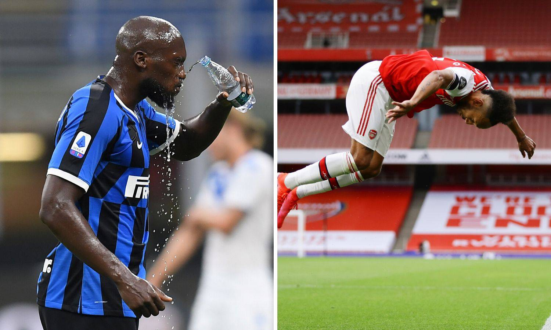 Inter rastavio Bresciu na proste faktore, Arsenal razbio Norwich