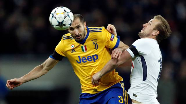 Champions League Round of 16 Second Leg - Tottenham Hotspur vs Juventus