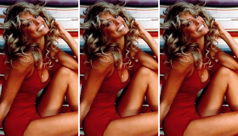 Ljepota Farrah Fawcett i crveni kupaći postali su savršen spoj