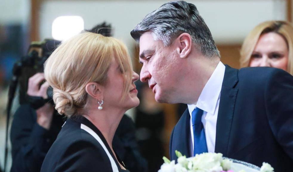 Milanović o Kolindi: 'Meni srednji prst ne znači ništa'