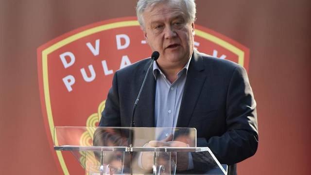 Pula: Svečano otvoren vatrogasni dom Dobrovoljnog vatrogasnog društva Pula