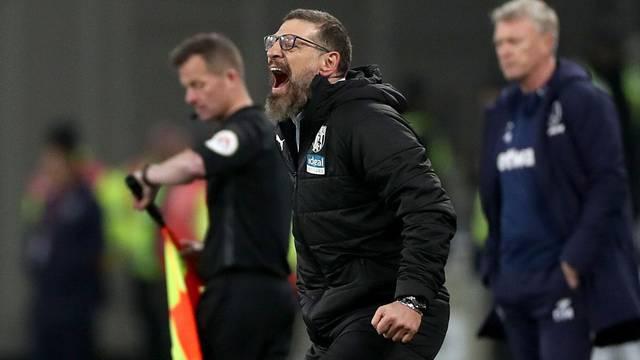 Bilić ljutit na suce: Zabili smo regularan gol! Razočaran sam