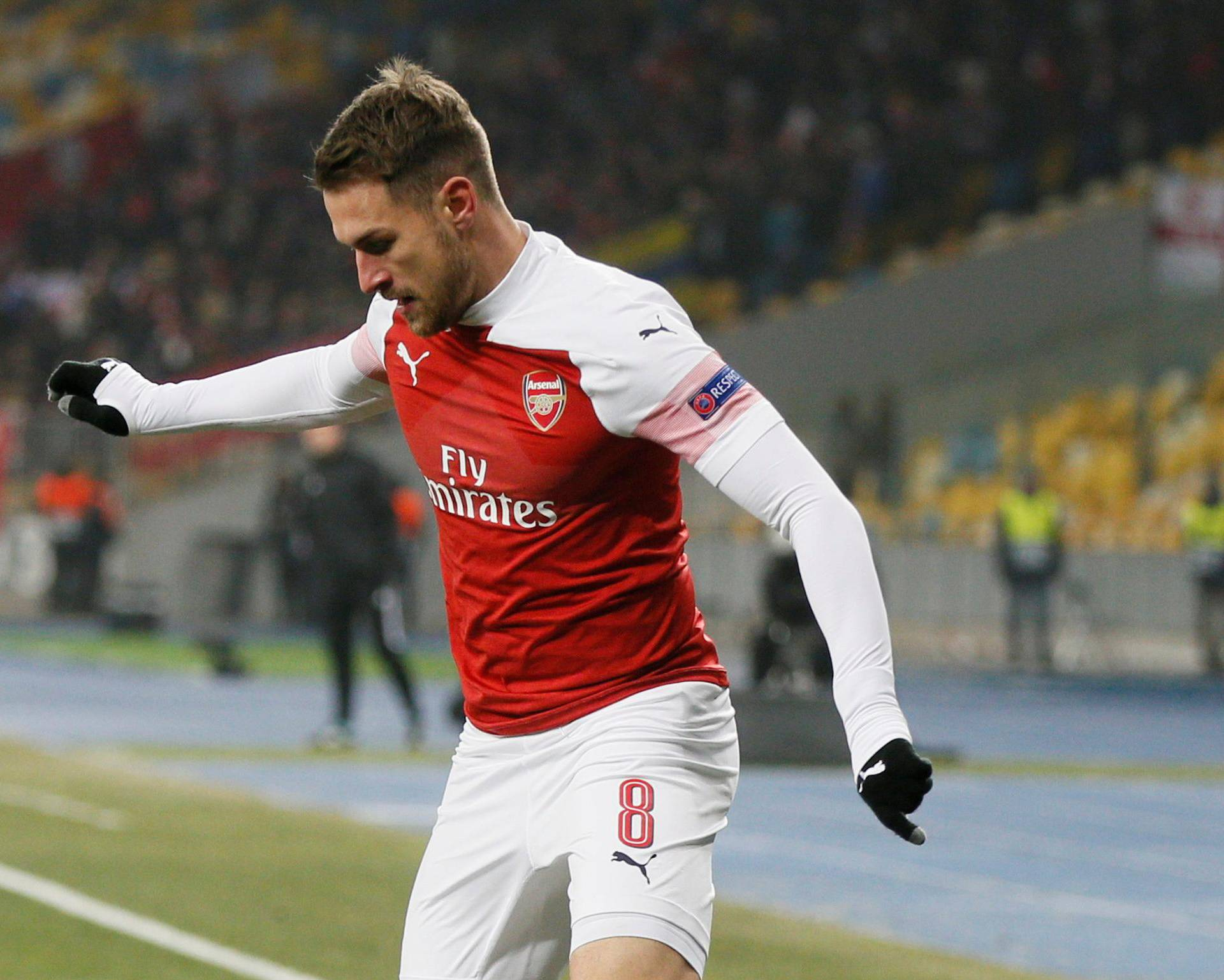 Europa League - Group Stage - Group E - FC Vorskla Poltava v Arsenal