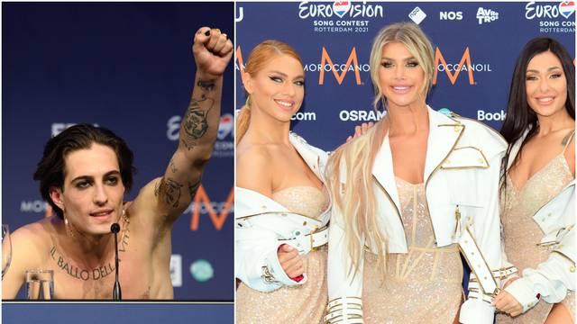 Uraganke otkrile pikanterije iz backstagea, Sanja o Damianu: 'Nisam znala da ima curu, užas'